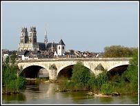 Orléans - Cathédrale Sainte-Croix