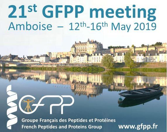 21e congrès du Groupe Français des Peptides et Protéines (GFPP)