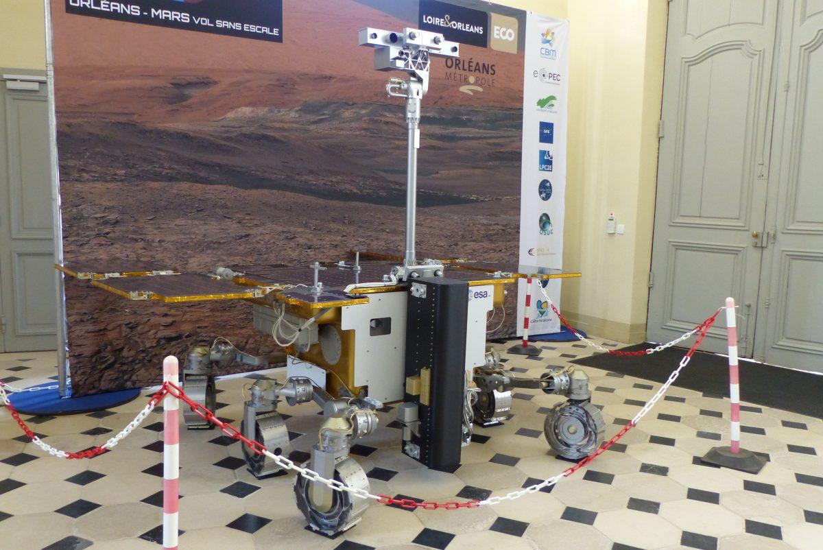 Le CBM et l'exploration de Mars.